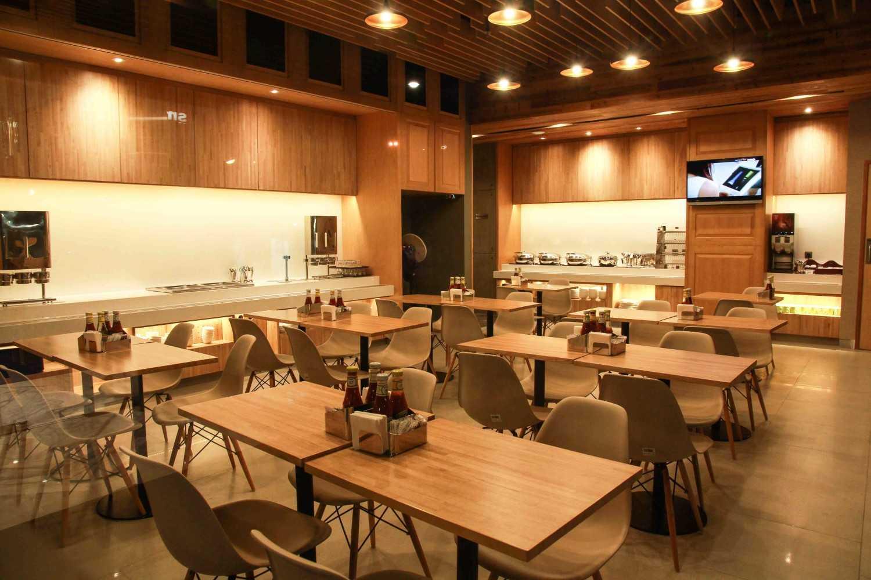 Ma-Ru Hiex Thamrin Jakarta Jakarta Breakfast Area  15352