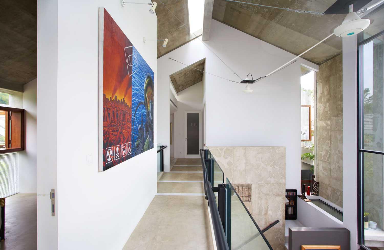 Aboday Architect Playhouse Tangerang, Indonesia Tangerang, Indonesia Corridor Kontemporer 15400