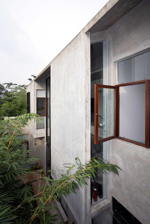 Aboday Architect Playhouse Tangerang, Indonesia Tangerang, Indonesia Building Perspective Kontemporer 15402