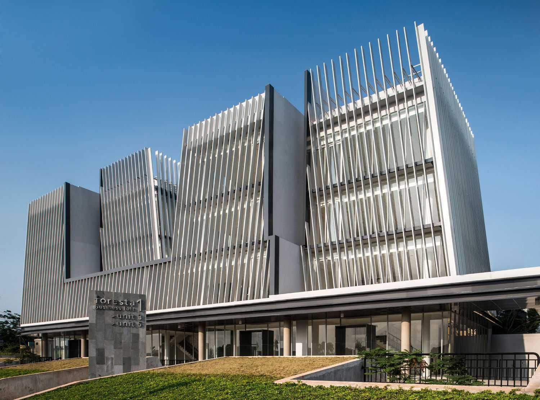Aboday Architect Foresta Business Park Tangerang, Indonesia Tangerang, Indonesia Facade-View Kontemporer 15884