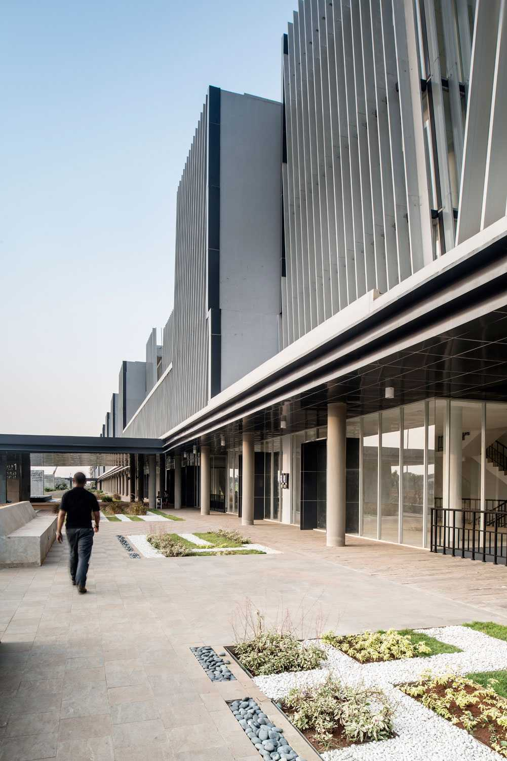 Aboday Architect Foresta Business Park Tangerang, Indonesia Tangerang, Indonesia Perspective-View Kontemporer 15886