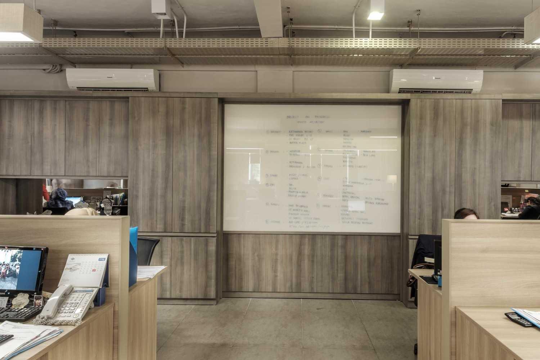 Vin•da•te Cv. Berkah - Office Project Jakarta-Indonesia Jakarta-Indonesia Whiteboard Kontemporer 17360