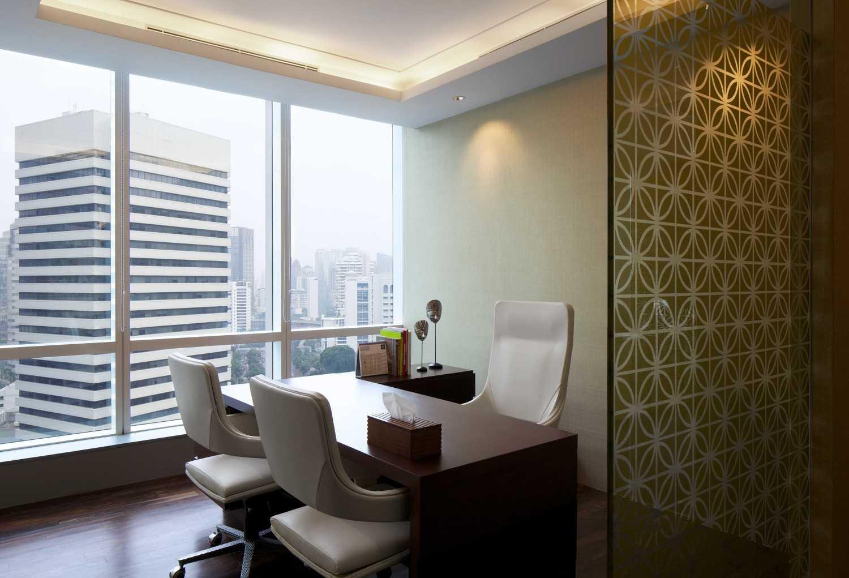 Vin•da•te Tolaram Group Project - Interior Project Jakarta-Indonesia Jakarta-Indonesia Office Room  17250