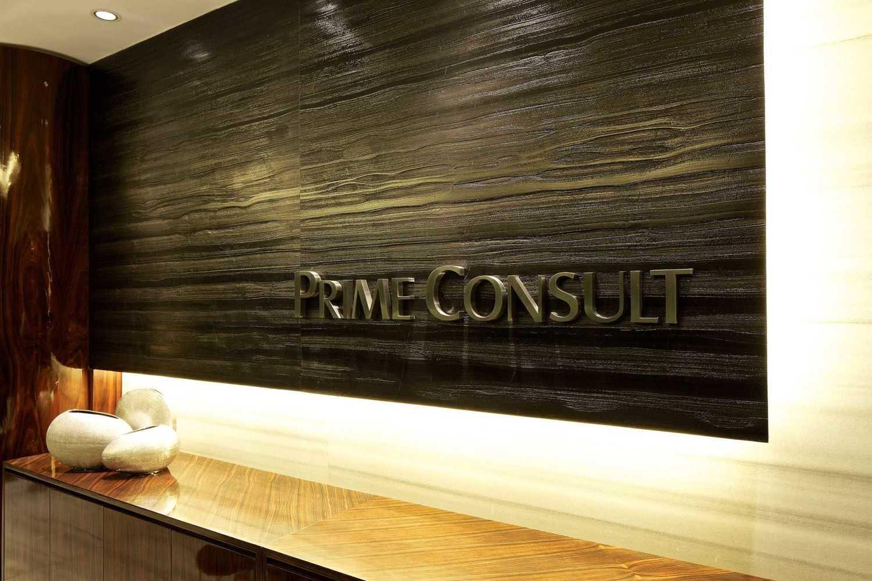 Vin•da•te Prime Consult - Office Project Jakarta-Indonesia Jakarta-Indonesia Reception Area Modern 15750