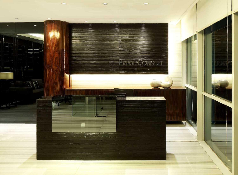 Vin•da•te Prime Consult - Office Project Jakarta-Indonesia Jakarta-Indonesia Receptionist Modern 15752