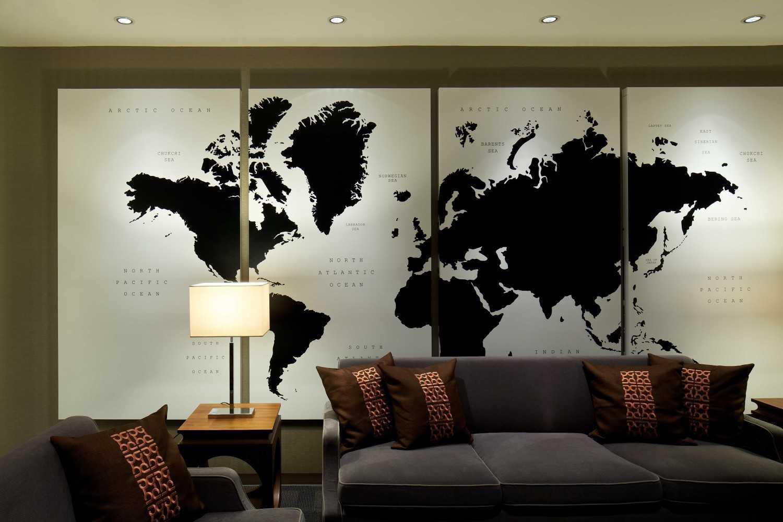 Vin•da•te Prime Consult - Office Project Jakarta-Indonesia Jakarta-Indonesia Seating Area Kontemporer 17290