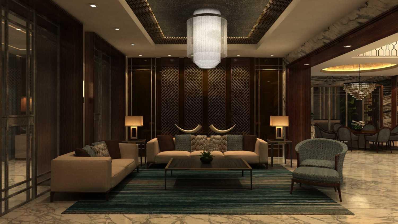 Foto inspirasi ide desain rumah kontemporer Livingroom oleh VIN•DA•TE di Arsitag