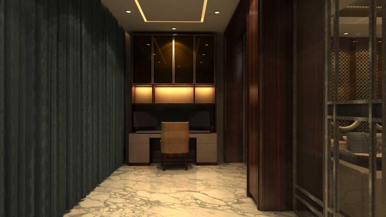 Foto inspirasi ide desain koridor dan lorong kontemporer Photo-17189 oleh VIN•DA•TE di Arsitag