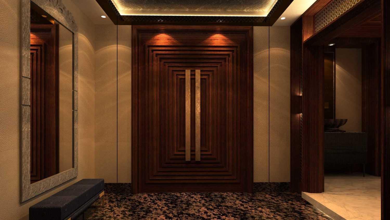 Foto inspirasi ide desain pintu masuk kontemporer Photo-17201 oleh VIN•DA•TE di Arsitag