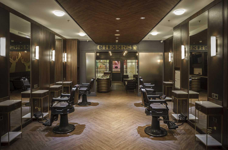 Vin•da•te Sterling Barbers Jakarta-Indonesia Jakarta-Indonesia Barber Area Industrial 17502