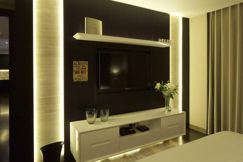 Vin•da•te Pavilion Apartment Jakarta-Indonesia Jakarta-Indonesia Bedroom Kontemporer 17532