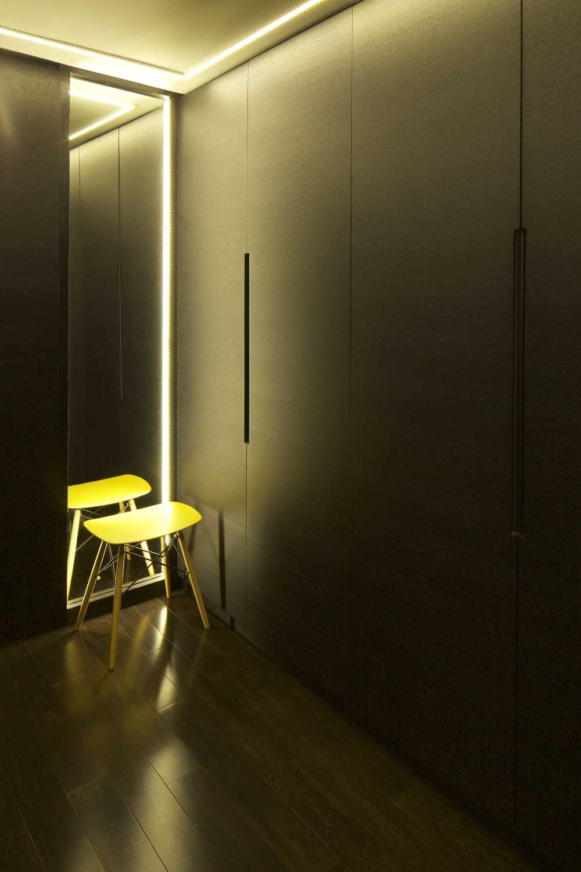 Vin•da•te Pavilion Apartment Jakarta-Indonesia Jakarta-Indonesia Wardrobe Modern 17534