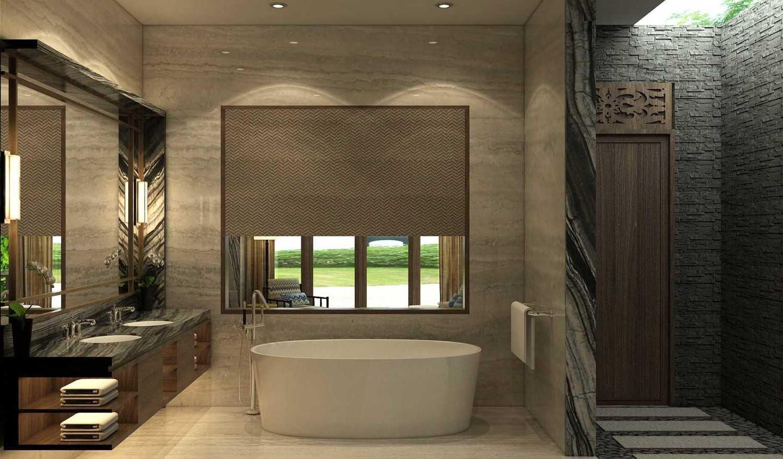 Foto inspirasi ide desain kamar mandi minimalis Bathroom oleh VIN•DA•TE di Arsitag