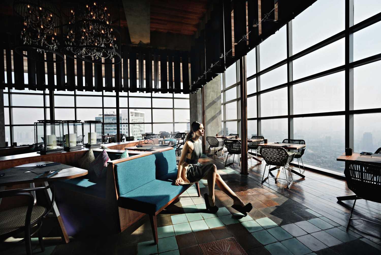 Willis Kusuma Architects Skye Jakarta, Indonesia Jakarta, Indonesia Seating Area  15905