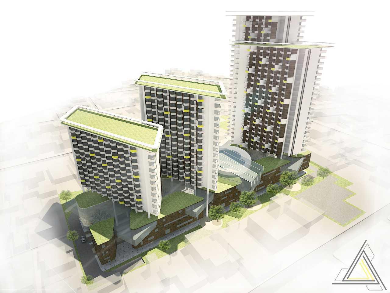 Dap Studio Tomang Apartment Jakarta Jakarta Bird Eye View  20849