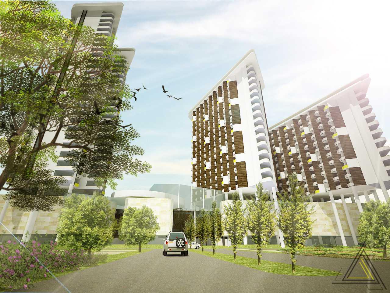 Dap Studio Tomang Apartment Jakarta Jakarta Entrance  20850