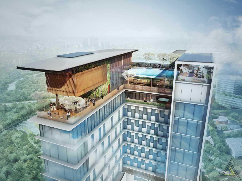Dap Studio Hotel Veteran Bandung Bandung Bird Eye View  20861