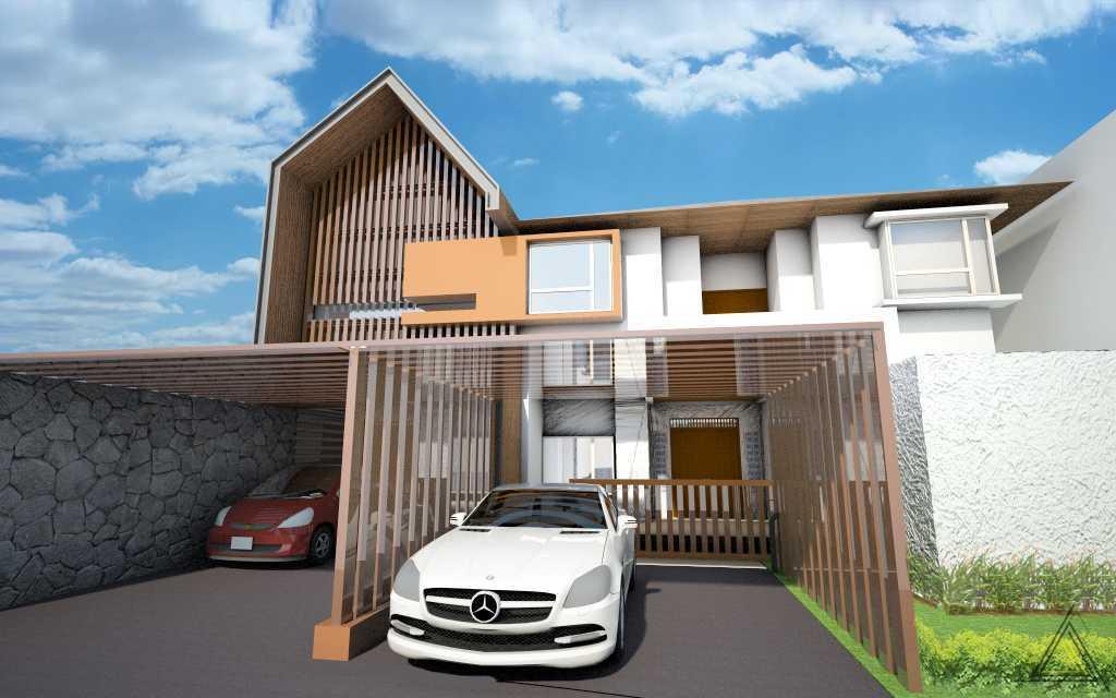 Dap Studio Kemang House Jakarta Jakarta Fasad Depan  20931