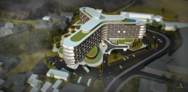 Dap Studio Panorama Hotel Lembang, Bandung Lembang, Bandung Bird Eye View  20937