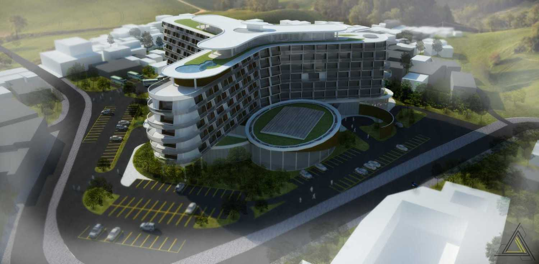 Dap Studio Panorama Hotel Lembang, Bandung Lembang, Bandung Bird Eye View  20938