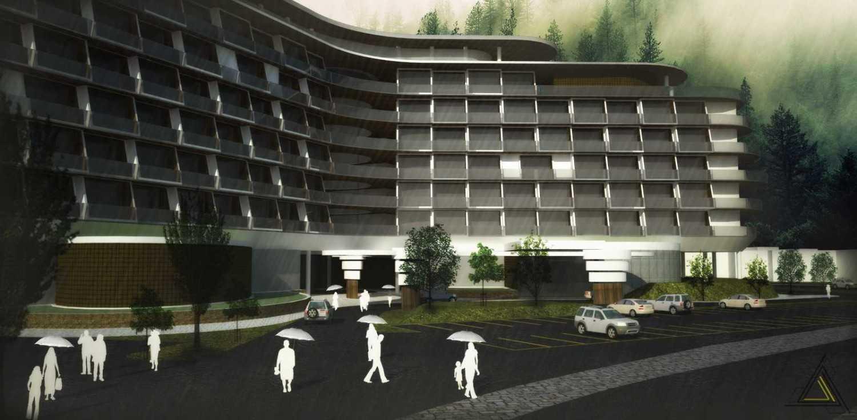 Dap Studio Panorama Hotel Lembang, Bandung Lembang, Bandung Facade  20941