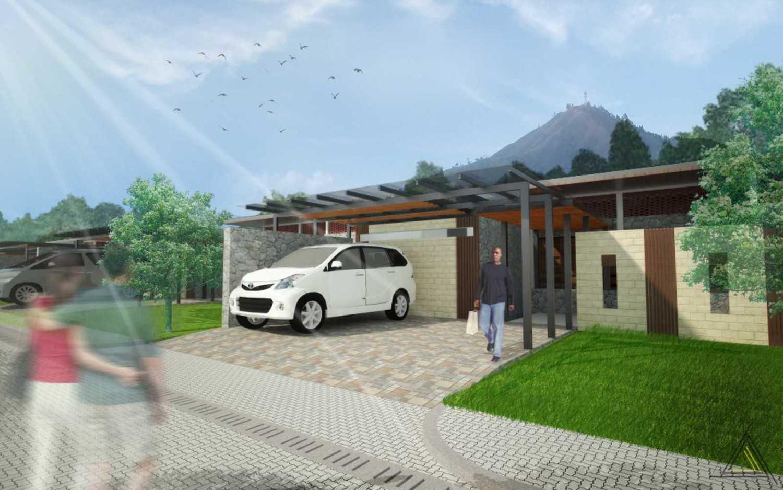 Foto inspirasi ide desain garasi modern Photo-20945 oleh DAP Studio di Arsitag