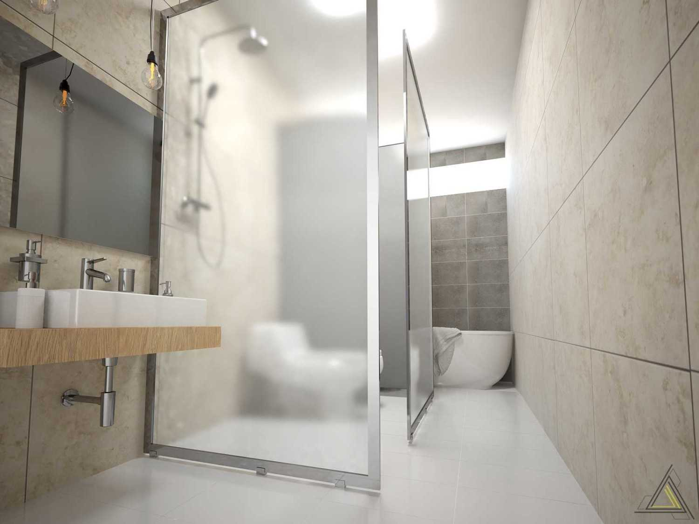 Dap Studio Villa Tamansari Subang Subang Bathroom  20963