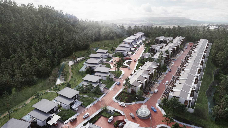 Dap Studio Villa Tamansari Subang Subang Bird Eye View  20966