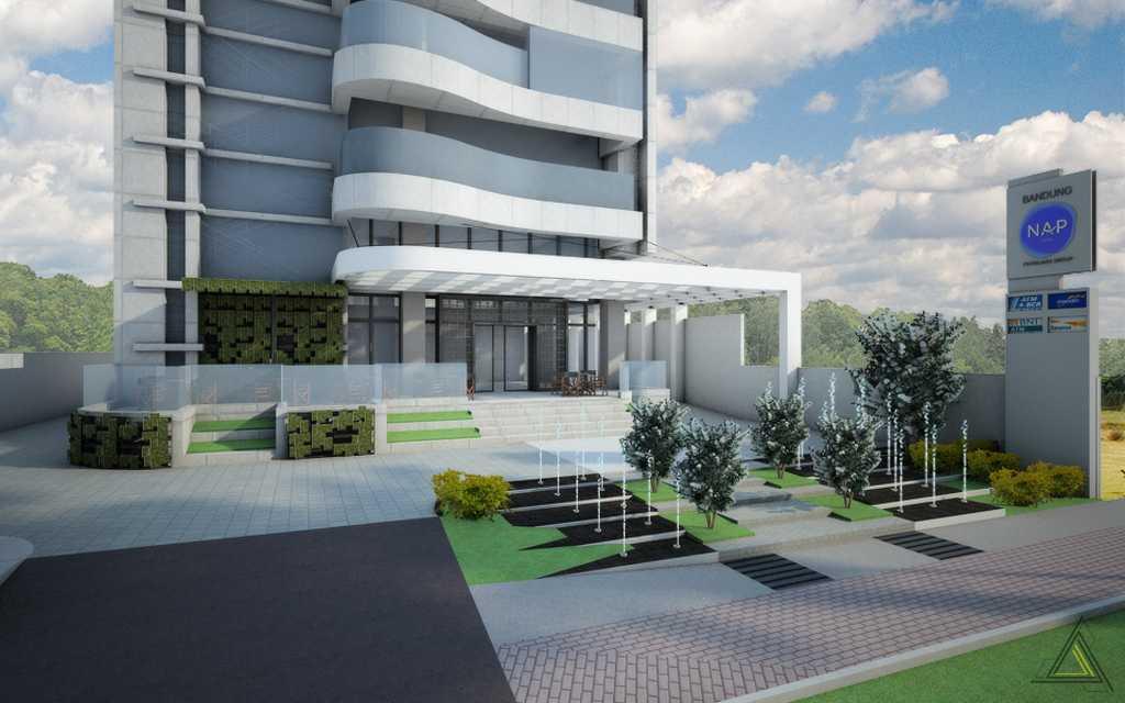 Dap Studio Hotel Patra Jasa  Bandung Bandung Render Exterior  20995