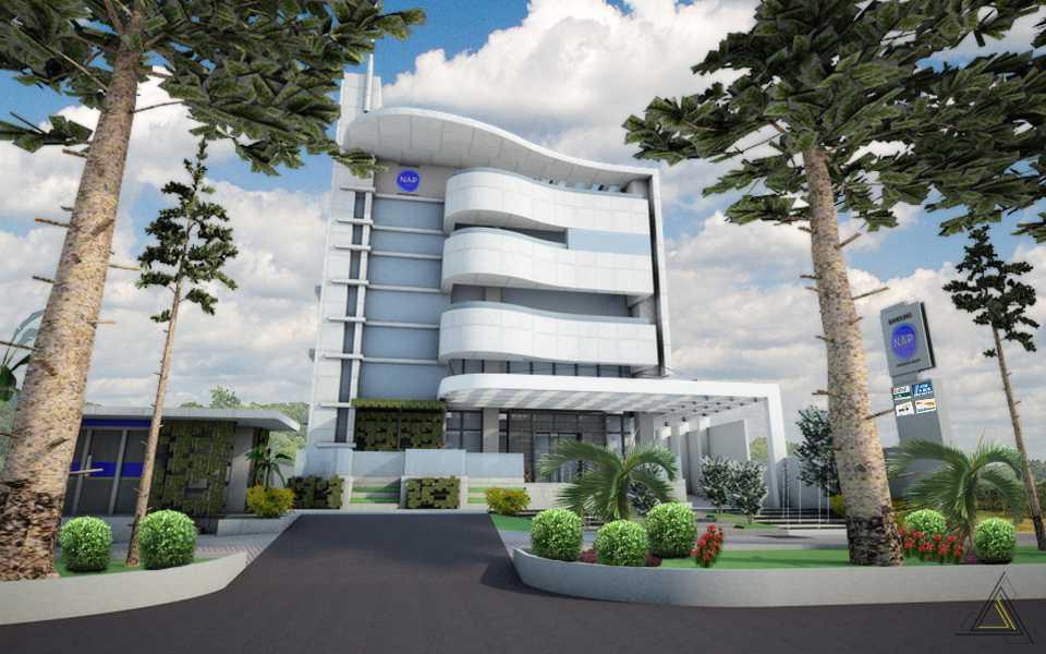 Dap Studio Hotel Patra Jasa  Bandung Bandung Render Exterior  20996