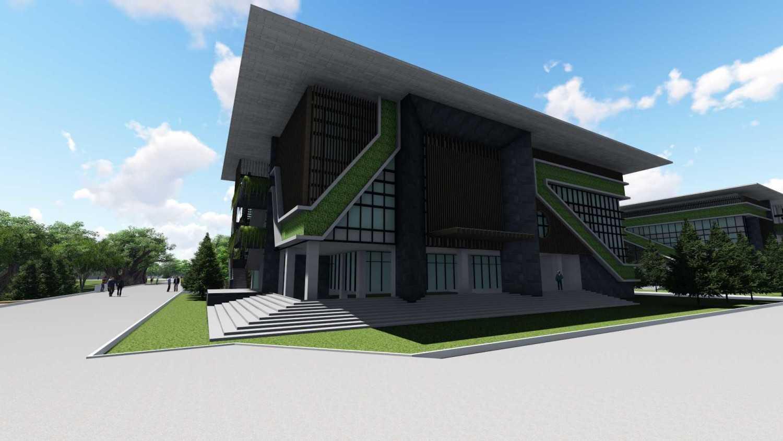 Dap Studio Sekolah Tinggi Pariwisata Bandung Bandung Bandung Facade  21011