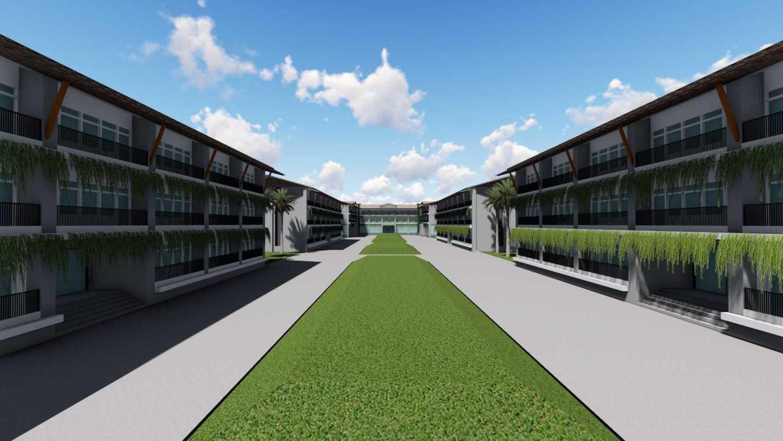 Dap Studio Sekolah Tinggi Pariwisata Bandung Bandung Bandung Building View  21018