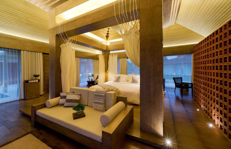 Foto inspirasi ide desain kamar tidur Djoglo bungalow - bedroom oleh MINT-DS di Arsitag