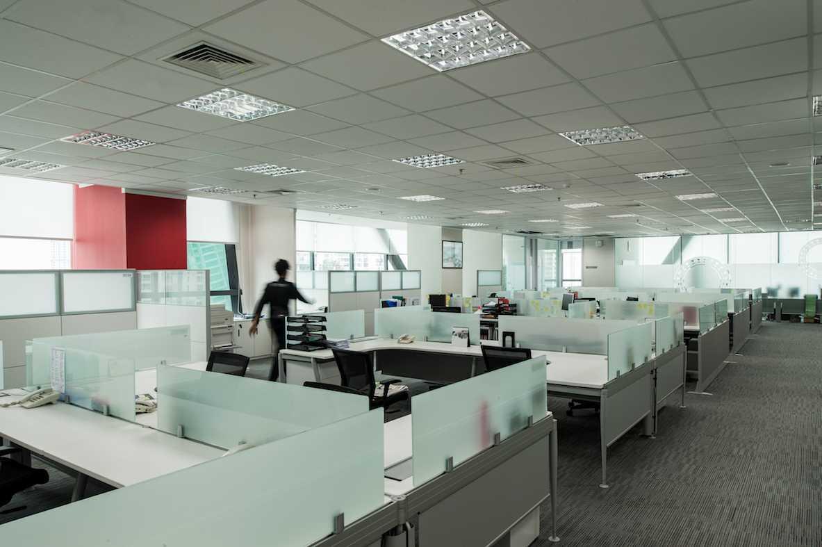 Pt Asa Adiguna Schaeffler Bearings Indonesia Lippo Kuningan Building Lippo Kuningan Building Working Area Modern 24550