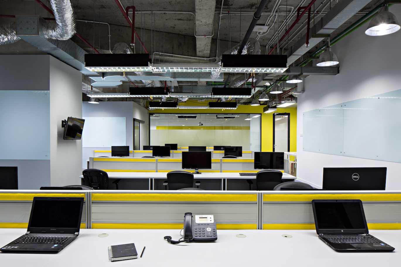 Pt Asa Adiguna Digital Alpha Indonesia Office 88 Building Office 88 Building Working Area  24564