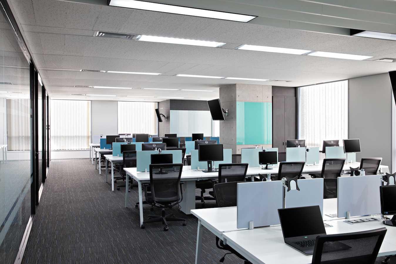 Pt Asa Adiguna Allegro Development Menara Thamrin Building Menara Thamrin Building Working Area Modern 24592