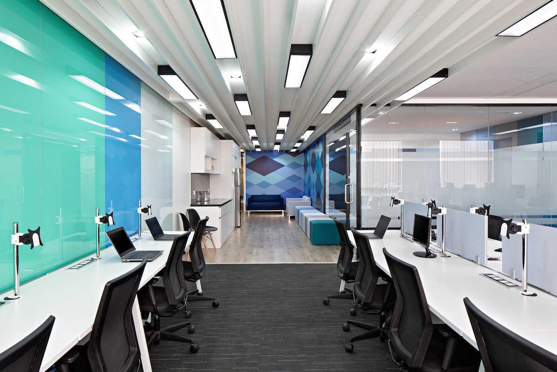 Pt Asa Adiguna Allegro Development Menara Thamrin Building Menara Thamrin Building Working Area Modern 24595