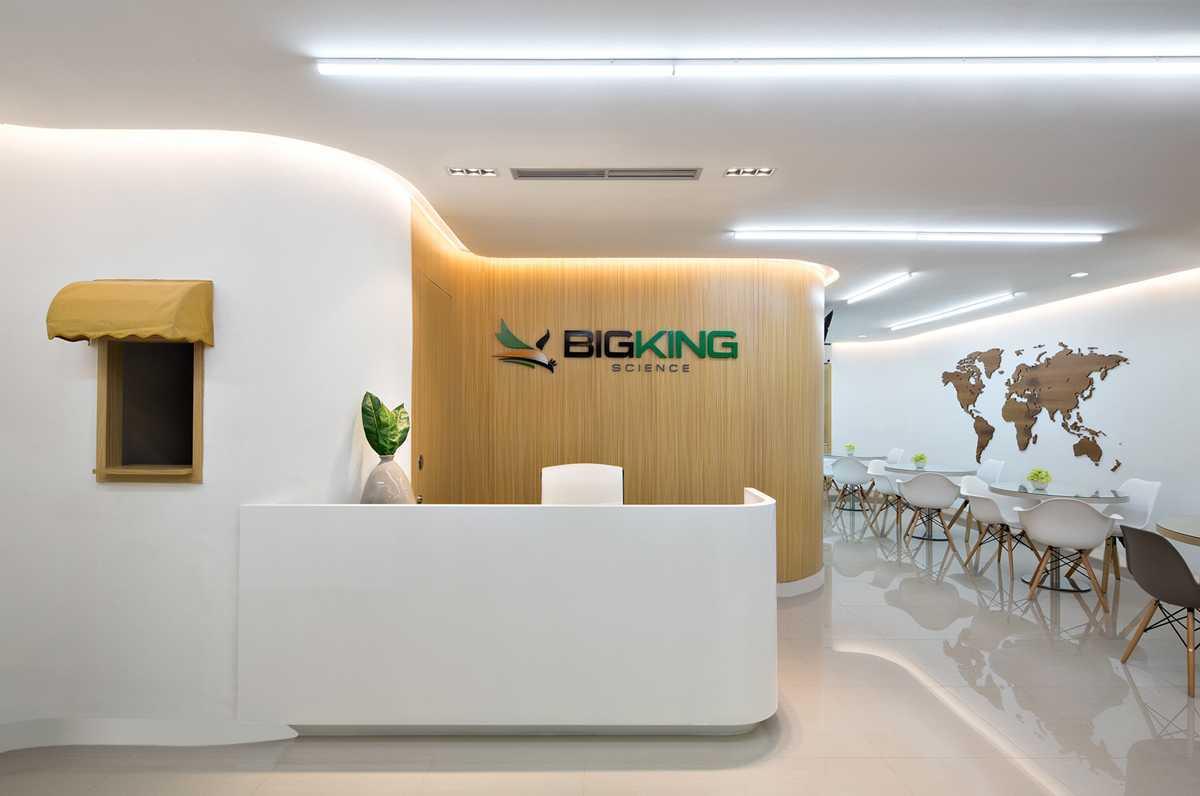 Foto inspirasi ide desain lobby skandinavia Asa-bk-01 oleh PT Asa Adiguna di Arsitag