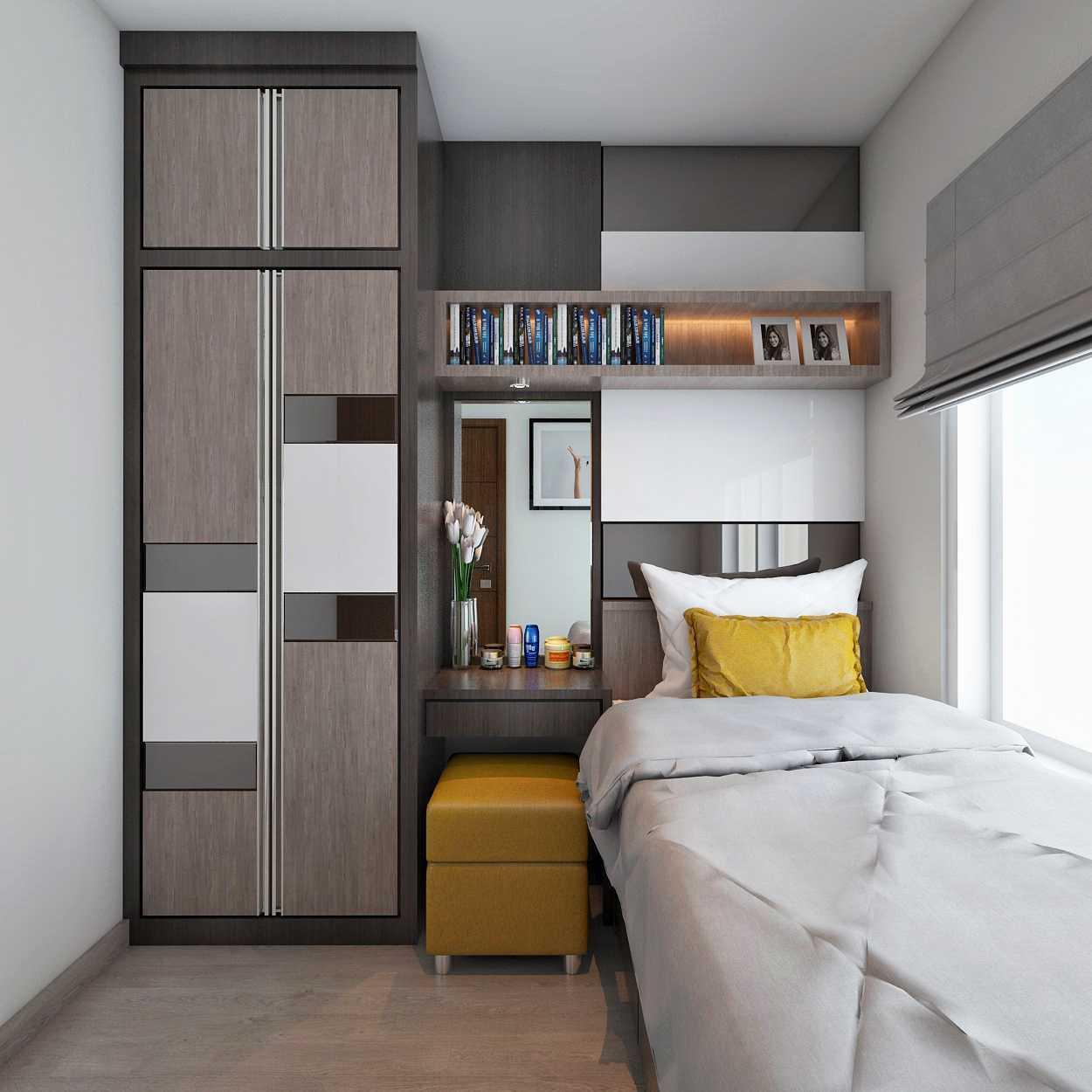 Habibullah Alfatih Condominium - Greenbay Pluit Jakarta, Indonesia Jakarta, Indonesia Kidroom-2 Kontemporer 35906