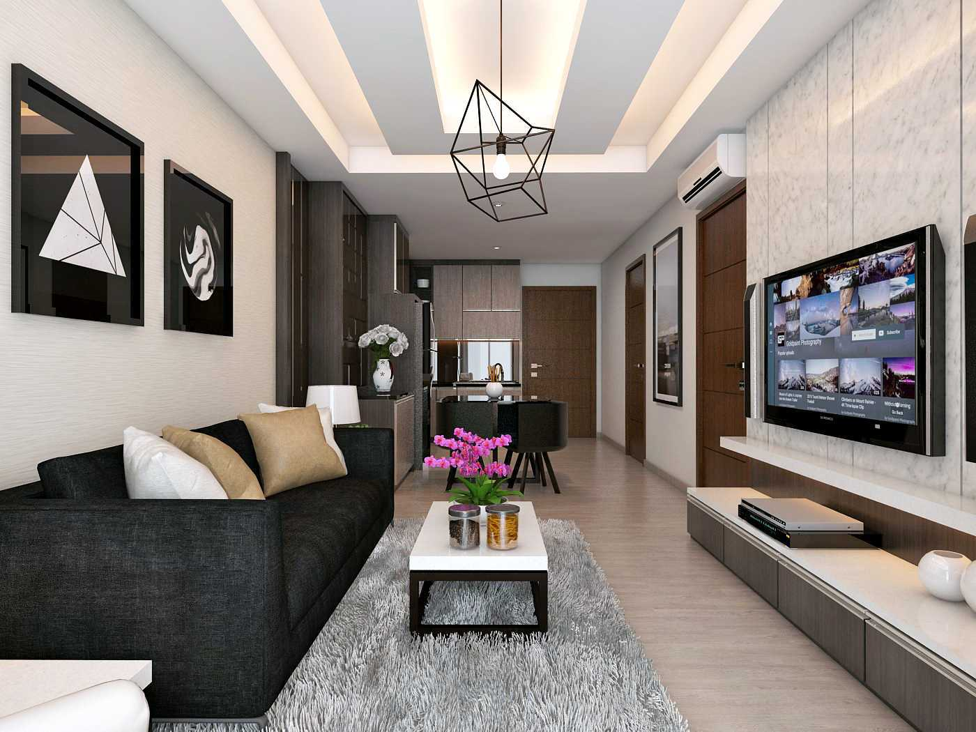 Habibullah Alfatih Condominium - Greenbay Pluit Jakarta, Indonesia Jakarta, Indonesia R-Keluarga-2 Kontemporer 35913