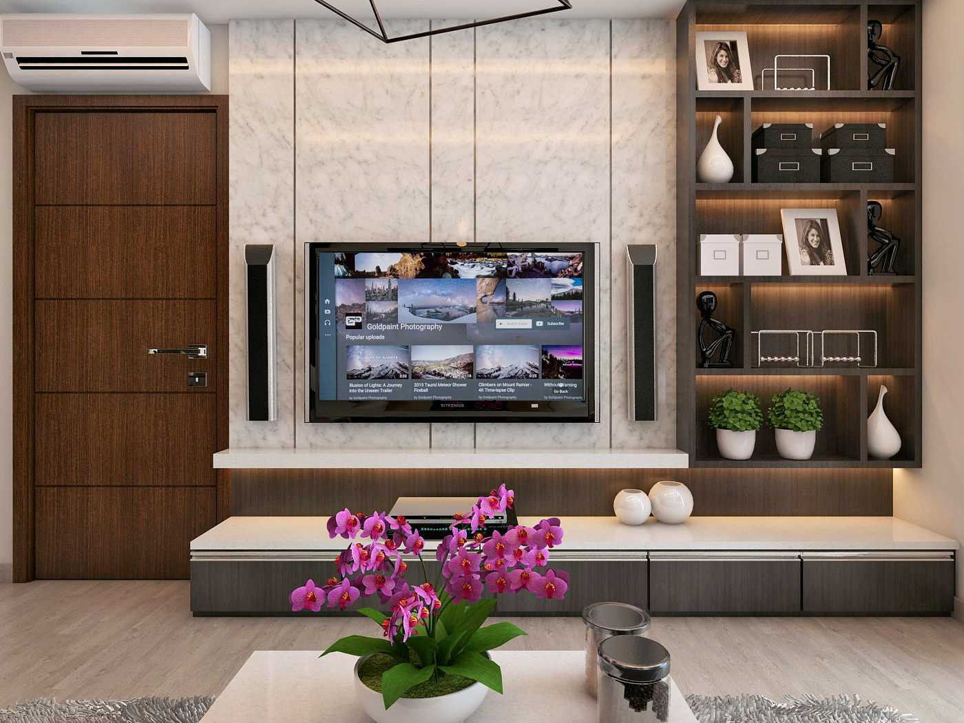 Habibullah Alfatih Condominium - Greenbay Pluit Jakarta, Indonesia Jakarta, Indonesia R-Keluarga-3 Kontemporer 35914