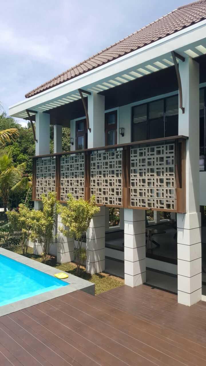 Psa Studio Villa Cimelati Sukabumi, West Java, Indonesia Sukabumi, West Java, Indonesia Swimmingpool-Area Modern 16506