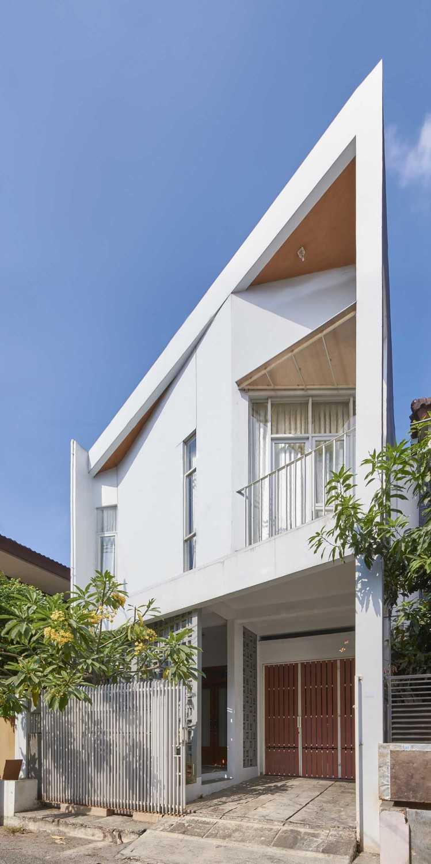 Psa Studio Rumah Cempaka Putih Jakarta, Indonesia Jakarta, Indonesia Front-View  16510