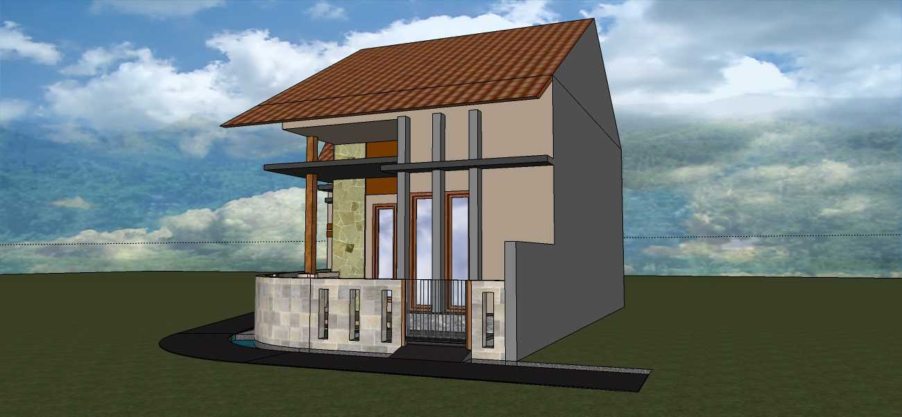 Afina Rahmani Design And Built Private House - Bogor Ciomas, Bogor Ciomas, Bogor Perspektif3 Minimalis 24046