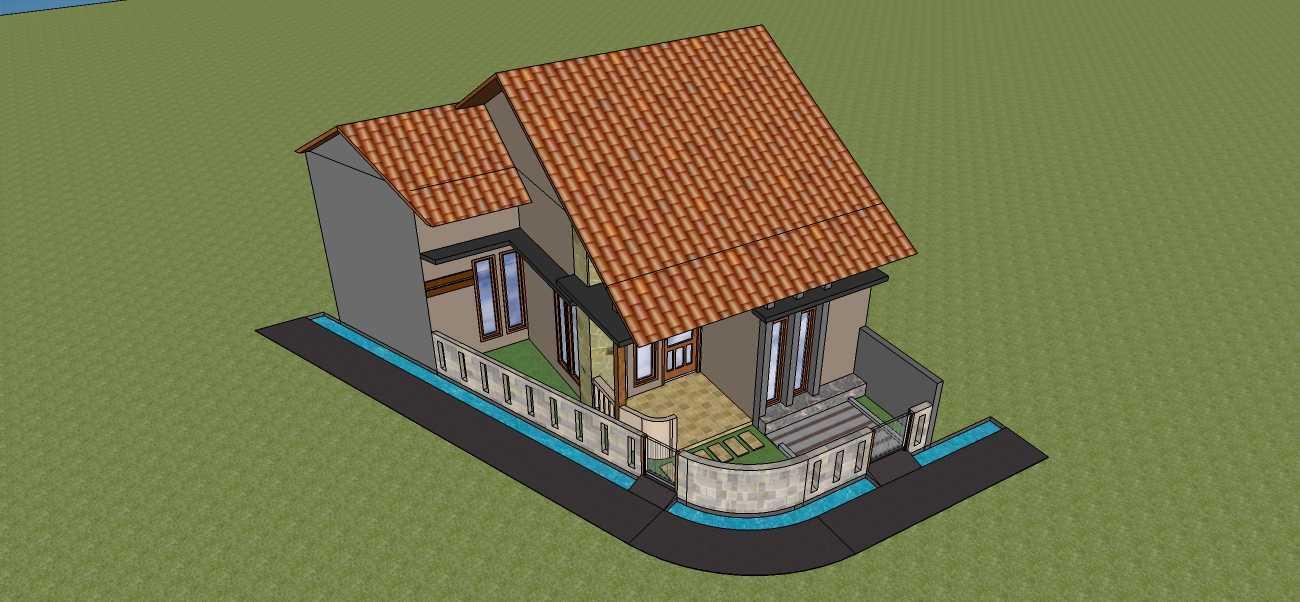Afina Rahmani Design And Built Private House - Bogor Ciomas, Bogor Ciomas, Bogor Perspektif5 Minimalis 24047