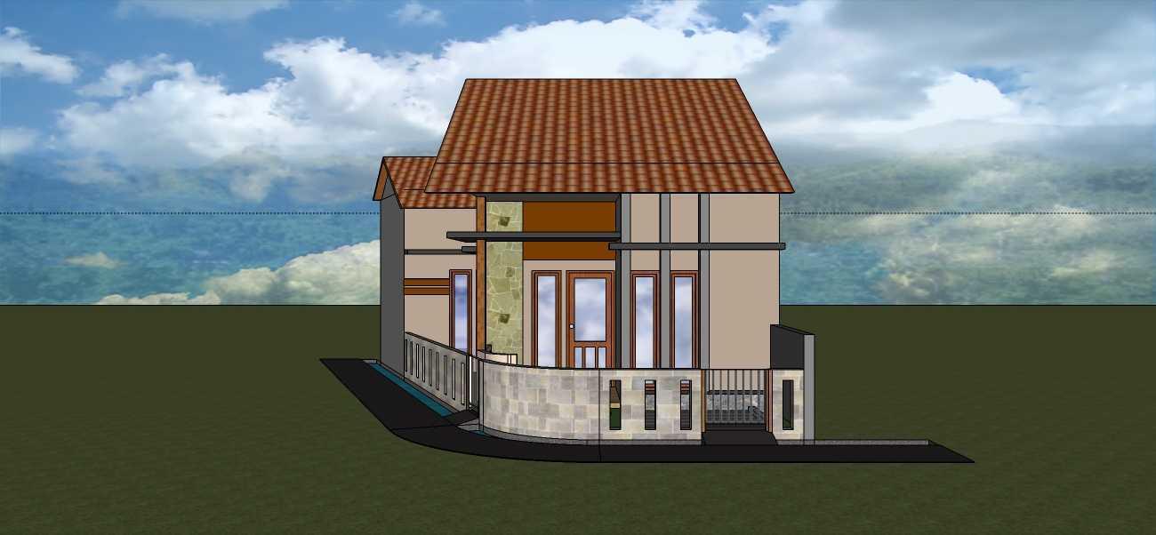 Afina Rahmani Design And Built Private House - Bogor Ciomas, Bogor Ciomas, Bogor Tampak-Depan Minimalis 24049