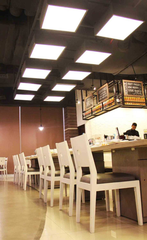 Co Associates I-Ta Suki Restaurant Senayan City, Jakarta Senayan City, Jakarta Seating Area  18134