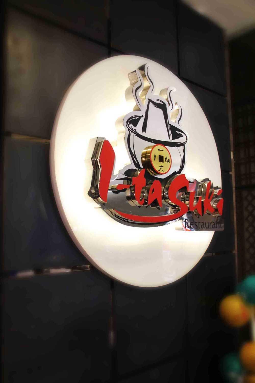 Co Associates I-Ta Suki Restaurant Senayan City, Jakarta Senayan City, Jakarta Logo  18137