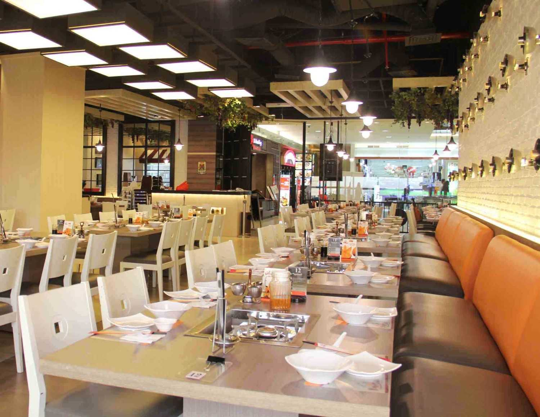 Co Associates I-Ta Suki Restaurant Senayan City, Jakarta Senayan City, Jakarta Dining Area  18138