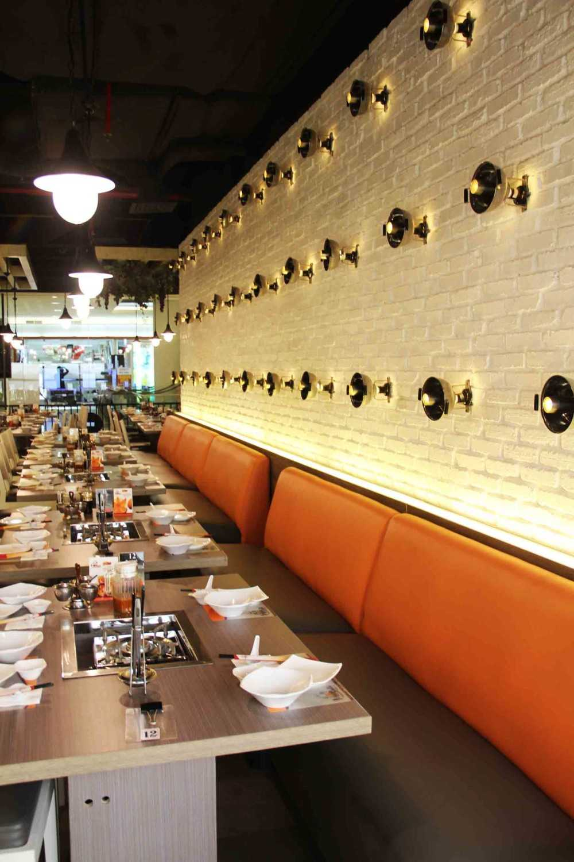 Co Associates I-Ta Suki Restaurant Senayan City, Jakarta Senayan City, Jakarta Dining Area  18139